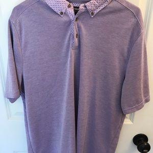 Johnston & Murphy Men's shirt Sz L